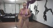 Przypakowana striptizerka