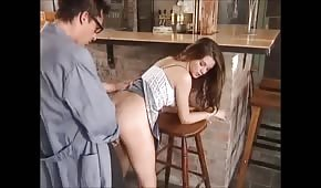 Seks od tylca na stojaka