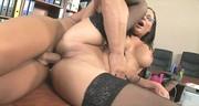 Analny seks w pracy
