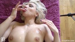 Cycata blondi w spermie