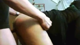 Orgazm podczas seksu od tylca