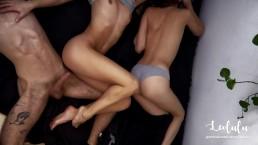 Poranny seks z koleżanką siostry