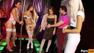 Porządny seks w klubie ze striptizem