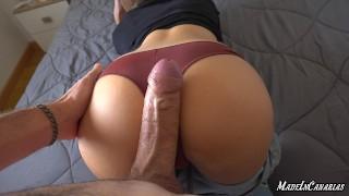 Okularnica ruchana w analną dziurę