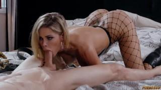 Porządny seks z gorącą Jessa Rhodes