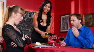 Brazzers Jenna J Foxx – A Tip For The Waitress