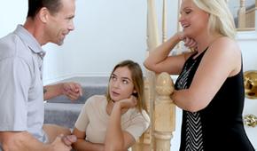 Córka ma ochotę na swojego ojczyma