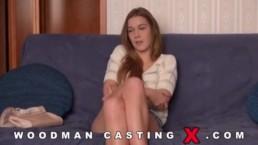 Alexis Crystal na castingu
