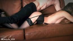 Seksowna dupeczka ruchana przez wysportowanego faceta
