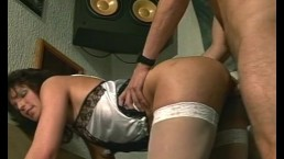 Sympatyczne ruchanko daje mega orgazm