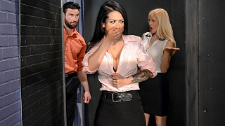 Brazzers – Katrina Jade The Intern's Turn