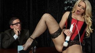 Brazzers – Anikka Albrite, Mick Blue Inside The Pornstar's Studio