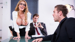 Brazzers Stacey Saran – The Firm and the Fanny